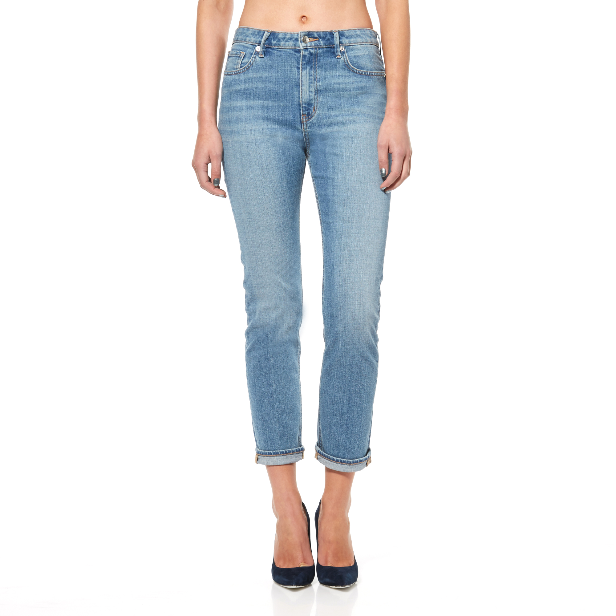48de47a6 Bumster Skinny Fit Guide | Womens Jeans | Jeans Online | Riders By Lee