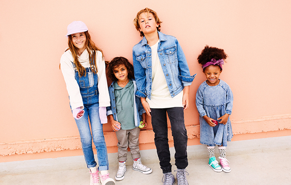 New Autumn Kids Denim