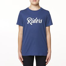 Image of Riders By Lee Marine Blue THE SS TEE TEAM RIDERS // MARINE BLUE