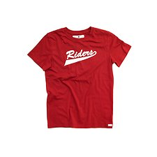 Image of Riders By Lee Pepper Red THE SS TEE/RETRO RIDERS // PEPPER RED