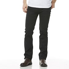 Image of Riders By Lee Black STRAIGHT STRETCH PANT // BLACK