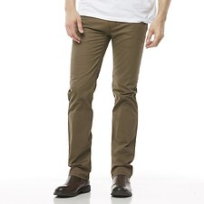 Image of Riders By Lee Dark Cedar STRAIGHT STRETCH PANT // DARK CEDAR