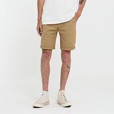 Image of Riders By Lee Stretch Light Camel CHINO SHORT LIGHT CAMEL