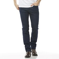 Image of Riders By Lee Blue Stretch STRAIGHT SLIM STRETCH // RINSE BLUE