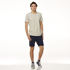 Image of Riders By Lee Service Blue R3 UTILITY SHORT // SERVICE BLUE