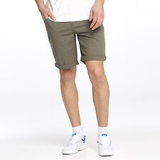 Image of Riders By Lee UTILITY GREEN R3 SHORT CANVAS UTILITY GREEN