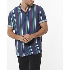 Image of Riders By Lee HAVANA STRIPE TRADEMARK SHIRT HAVANA STRIPE