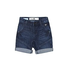 Picture of KICK-BACK SHORT // BRUSHED INDIGO