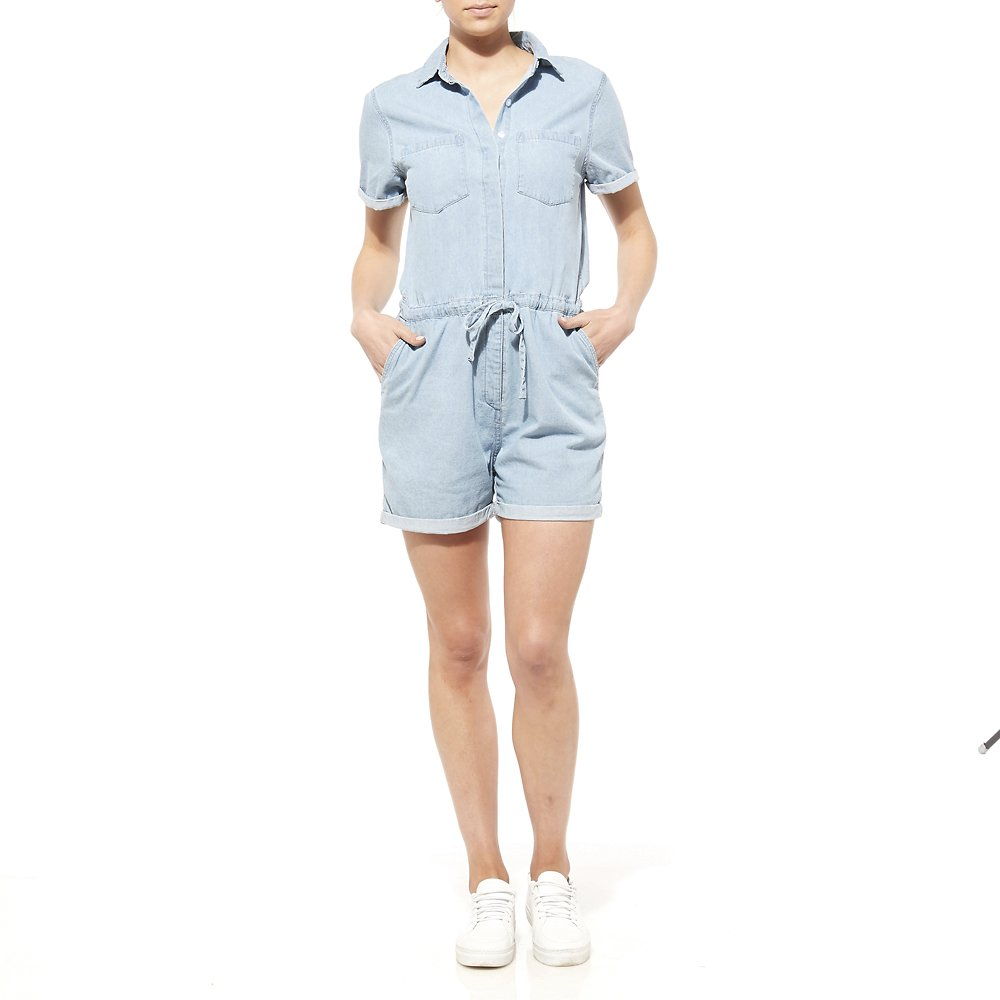 17088bcfebb Image of Riders By Lee Endless Blue PLAYSUIT RIGID    ENDLESS BLUE