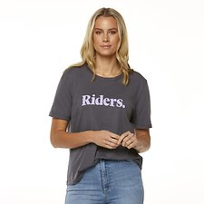 Image of Riders By Lee Washed Grey MONTEREY RELAXED TEE // WASHED GREY