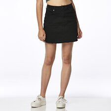 Image of Riders By Lee PHASE BLACK GIRLFRIEND SKIRT PHASE BLACK