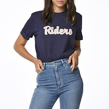 Image of Riders By Lee VINTAGE NAVY RELAXED TEE VINTAGE NAVY