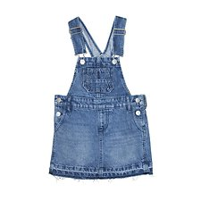 Picture of DUNGAREE DRESS // SUNBLEACH