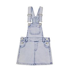Picture of DUNGAREE DRESS LILAC LOVE