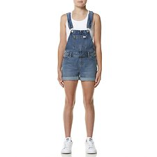 Image of Riders By Lee Classic Vintage CROSS OVER DUNGAREE CLASSIC VINTAGE