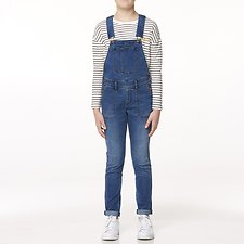 Image of Riders By Lee Vintage Wash SLIM UTILITY DUNGAREE // VINTAGE WASH