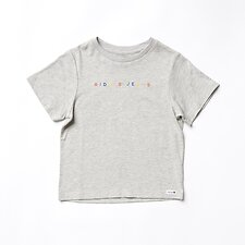 Image of Riders By Lee GREY MARLE THE CLASSIC TEE_RIDERS JEANS GREY MARLE